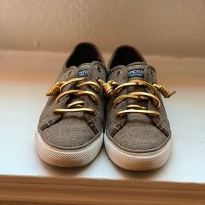 Sperry slip ons